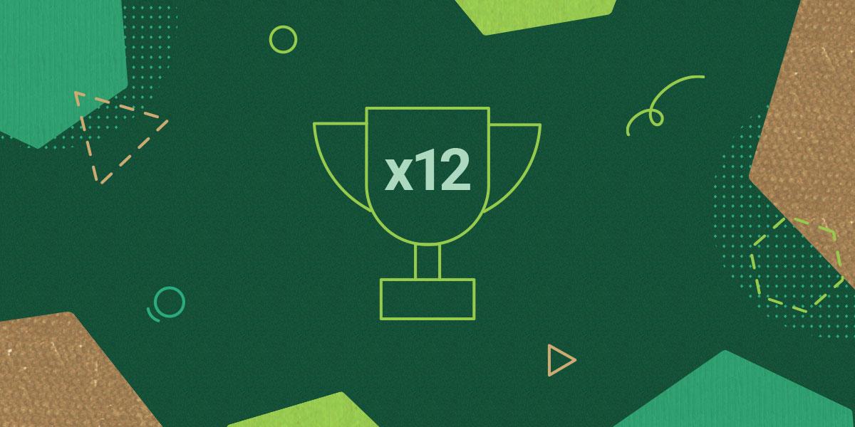 SiteGround Won 12 Employer Awards in 2020